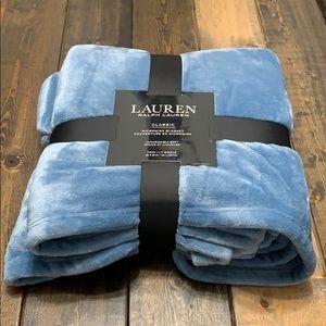 Ralph Lauren blanket! Final markdown!